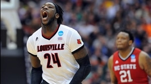 Sweet 16: Louisville sends NC State packing