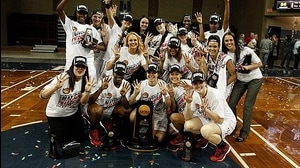 California (PA) wins the 2015 DII Women's Basketball Championship