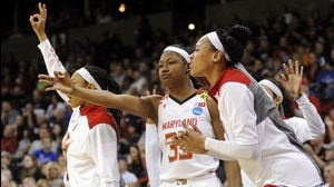 Sweet 16: Walker-Kimbrough leads Terps past Duke