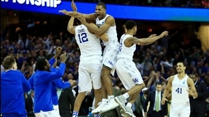 Elite Eight: Kentucky prevails against Irish