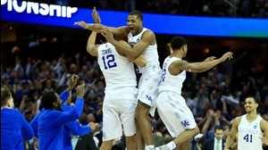 March Madness Moments: Saturday's Elite Eight