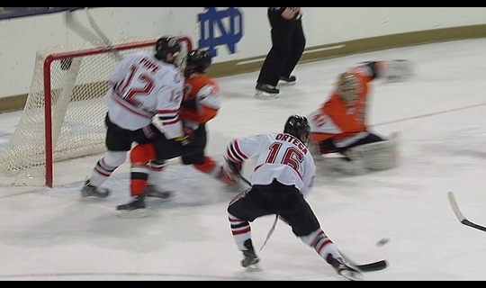 DI Men's Hockey: Omaha fights back against RIT