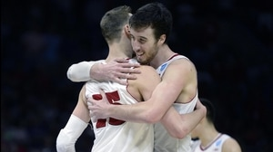 Road to the Final Four: Wisconsin