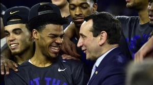 Champ. Countdown: Mike Krzyzewski interview