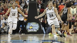 Final Four: Irish fight back against South Carolina