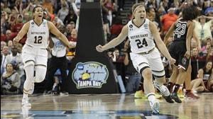 Final Four: Irish fight back against South Carolina
