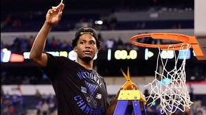 Champ. Countdown: Justise Winslow 1-on-1