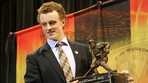 Frozen Four: Honoring Jack Eichel