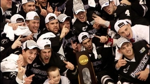 Frozen Four: Providence makes history