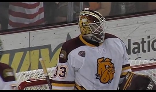 Top 10 Plays of the Year: Kaskisuo and the miracle save
