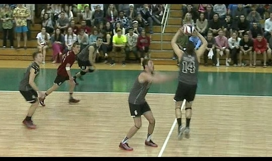 2015 DIII Men's Volleyball Championship: Semifinal Recap