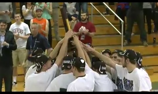 2015 DIII Volleyball Championship Full Replay: Springfield vs. Stevens Institute