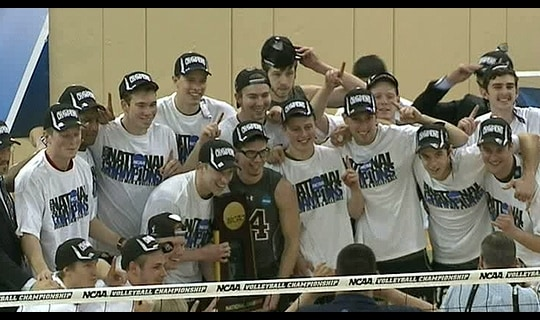 2015 DIII Men's Volleyball Championship: Finals Recap