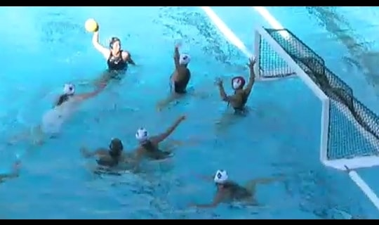 2015 NC Women's Water Polo First Round Full Replay: UC Irvine vs. California