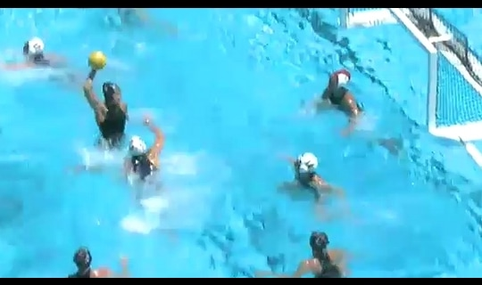 2015 NC Women's Water Polo Seventh Place Match Full Replay: Hawaii vs. UC San Diego