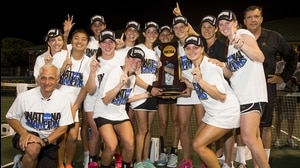 Vanderbilt wins the 2015 DI Women's Tennis Championship