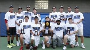 Claremont M.S wins the 2015 DIII Men's Tennis Championship