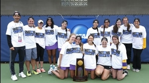 Williams wins the 2015 DIII Women's Tennis Championship