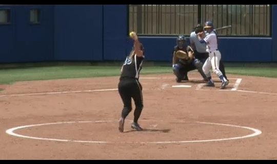 2015 DII Softball Game 1 Full Replay: St. Mary's (TX) vs. Shorter