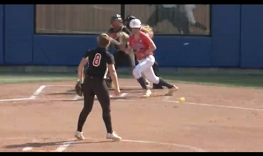 2015 DII Softball Championship Recap: Day One