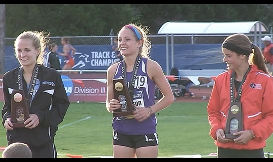 2015 DIII Outdoor Track & Field Championship Recap: Day One