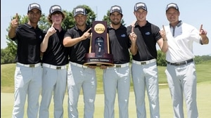 Nova Southeastern wins the 2015 DII Men's Golf Championship