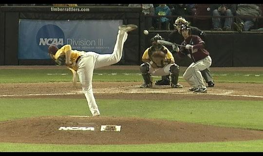 2015 DIII Baseball Championship Recap: Day One