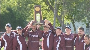 Wisconsin-La Crosse wins the 2015 DIII Men's Outdoor Track & Field Championship
