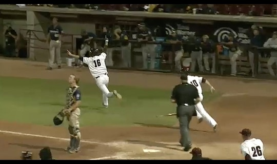 2015 DIII Baseball Game 8 Full Replay: Wisconsin-LaCrosse vs. Emory