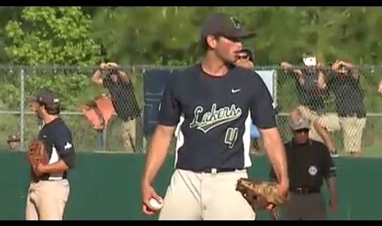 2015 DII Baseball Game 3 Full Replay: Mercyhurst vs Truman