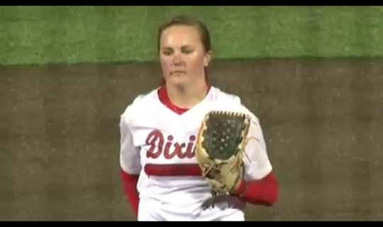 2015 DII Softball Game 12 Full Replay: Dixie State vs California (PA)
