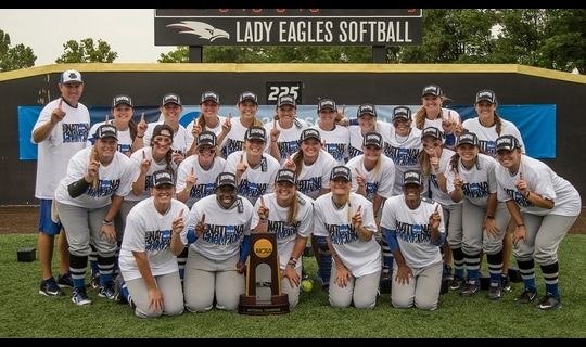 2015 DII Softball Championship Game Recap