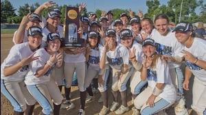 Tufts wins the 2015 DIII Softball Championship