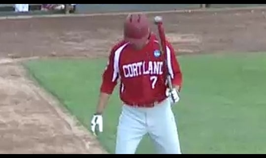 2015 DIII Baseball Game 11 Full Replay: SUNY Cortland vs. Frostburg State