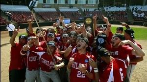 SUNY Cortland wins the 2015 DIII Baseball Championship