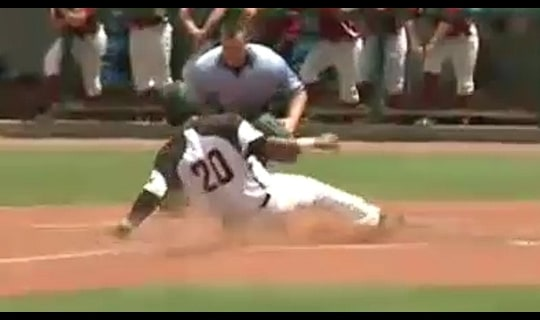 2015 DII Baseball Game 12 Full Replay: Tampa vs. Henderson State