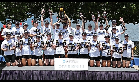 2015 DI, DII, & DIII Rowing Championship Recap: Day Two