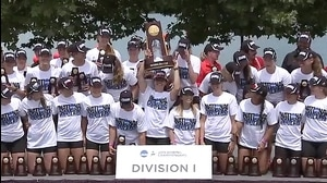 Ohio State wins the DI and Barry takes the DII 2015 Rowing Championship