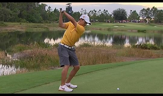 DI Men's Golf: Tigers and Trojans advance