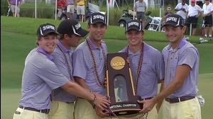 DI Men's Golf: LSU claims title