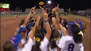WCWS: Back-to-back titles for Florida