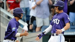 CWS: Timely hitting lifts TCU