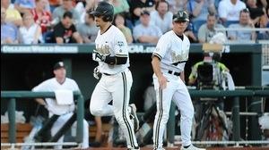 CWS: Vanderbilt cruises into CWS Finals