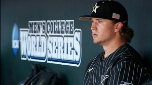 CWS Finals: Game Day with the Commodores