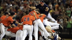 CWS Finals: Virginia wins first title