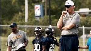 ETSU Football: Carl Torbush revives program