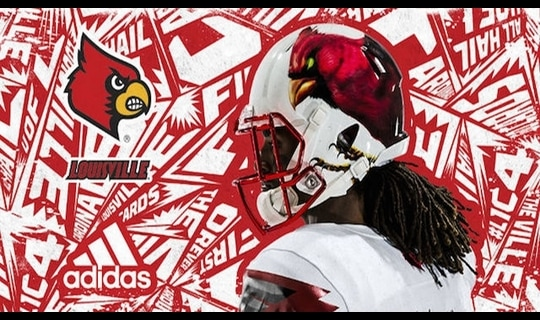"""Behind The Seams: Louisville """"Uncaged Cardinal"""""""