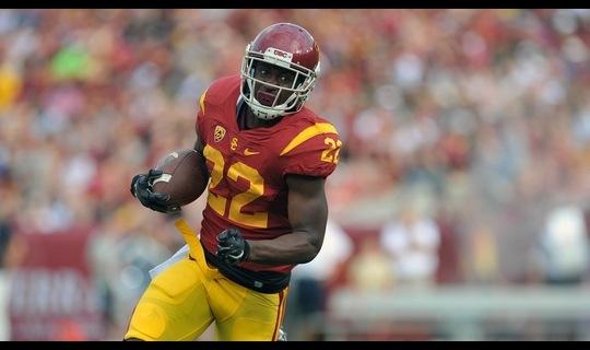 USC Football: Davis 7-yd TD