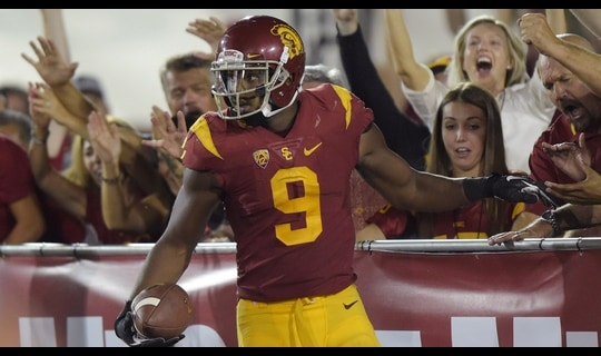 USC Football: Smith-Schuster 41-yd TD