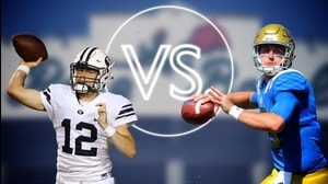 Versus: BYU's Mangum vs. UCLA's Rosen